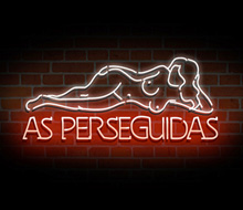 Logo Design As Perseguidas
