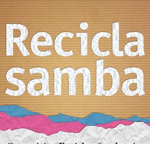 Anúncio Recicla Samba