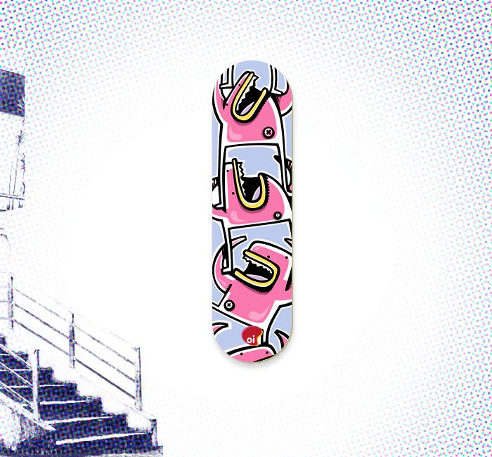 Shape de Skate – Oi