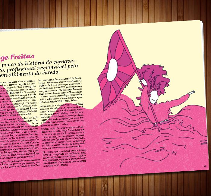 Revista Rosas de Ouro
