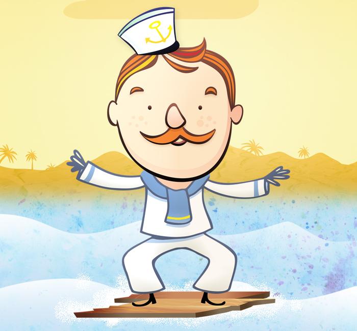 Game Sick Sailor