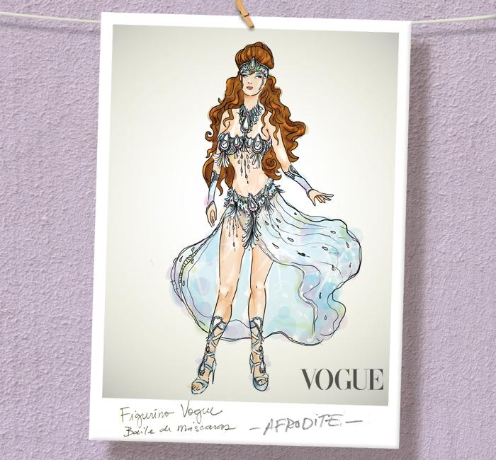 Figurinos Vogue